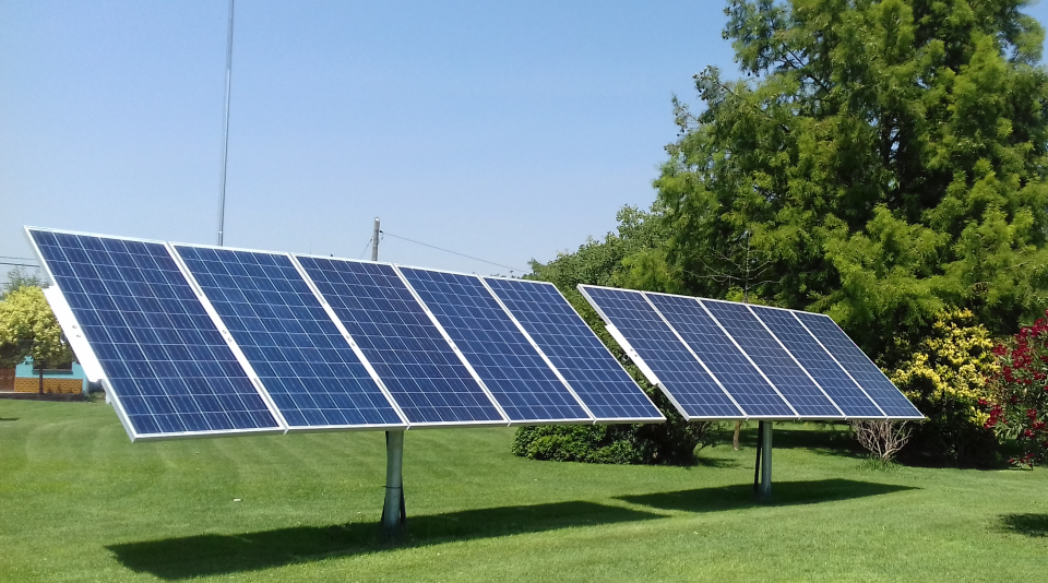 Residential Solar Power System Solution