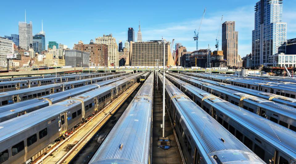 Rail Transit – UPS  Integrated Power Supply System