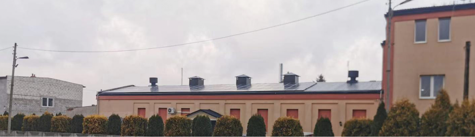 Residential 10kW roof-top PV project in Poland