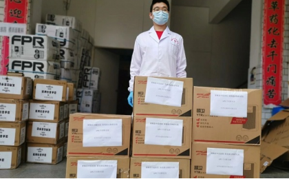 Kehua Delivers Power Supply System to Front-line Hospitals in Hubei