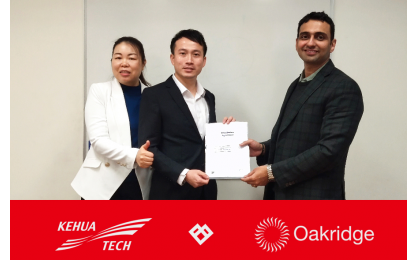 Kehua Partners with Oakridge Energy to Deliver String Inverters for Indian Market